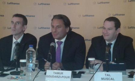 Ο Όμιλος Lufthansa συνεχίζει την ανοδική πορεία του στην ελληνικήαγορά