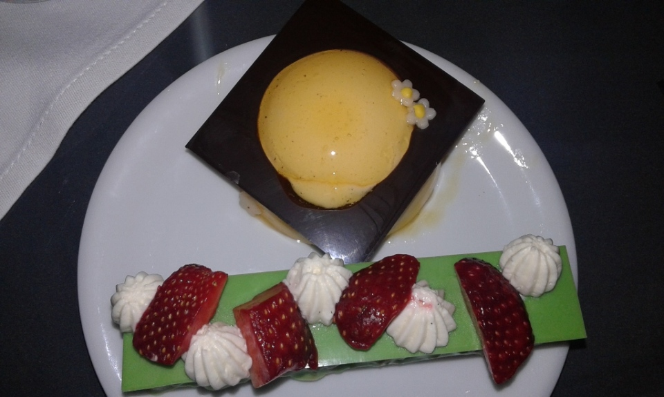 Pastry chef Frank Michel May 201617