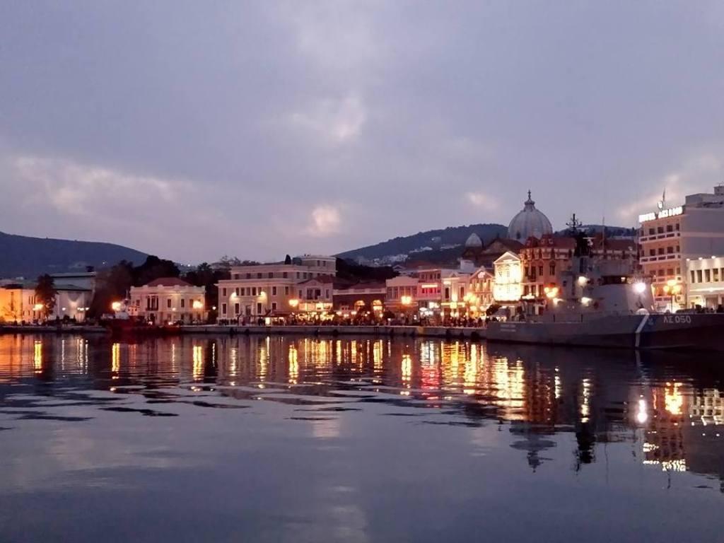 ΛΕΣΒΟΣ: το νησί της Σαπφούς και τουΕλύτη!