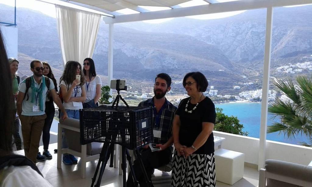 14ο Διεθνές Συνέδριο για τον Τουρισμό και τον Πολιτισμό «ΥΠΕΡΙΑ 2016» & «7ο Διεθνές Φεστιβάλ Τουριστικών Ταινιών μικρούμήκους»