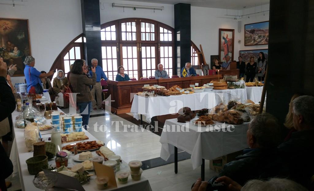 Ελληνικό Πρωινό Καλύμνου, πανδαισία γεύσεων, χρωμάτων καιαρωμάτων