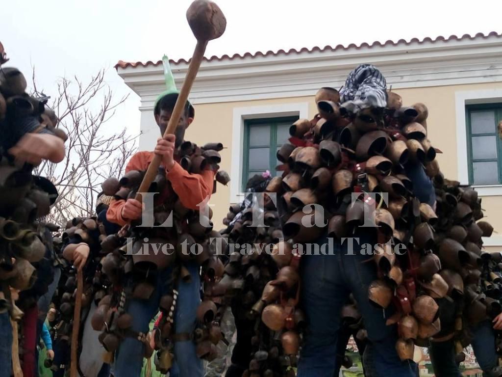 Αποκριά στην Λέσβο με παραδοσιακά έθιμα και σύγχρονες καρναβαλικέςεκδηλώσεις