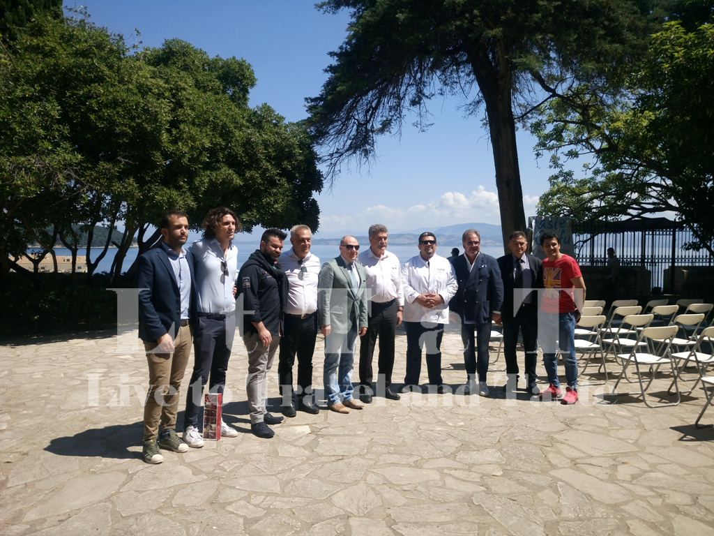 1o Corfu Food & Wine Festival: από την ομηρική διατροφή στις βενετσιάνικεςκαταβολές