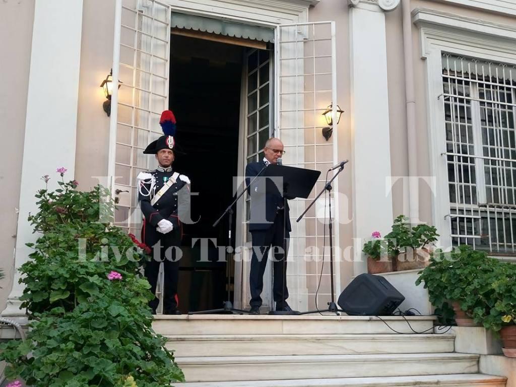 """""""Cartellone d'Estate"""", το νέο «Θερινό Πρόγραμμα» του «Τempo Forte Italia – Grecia2018»"""