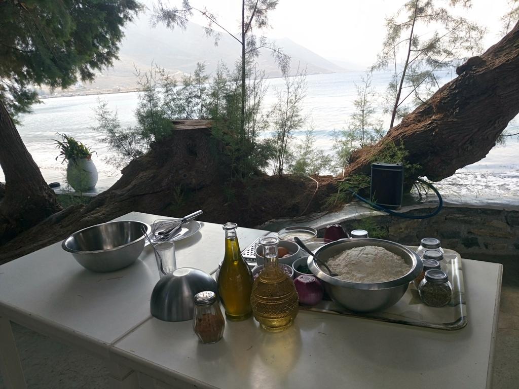 «Λέσχη Γαστρονομίας Αμοργού», ο θεματοφύλακας των διατροφικών παραδόσεων τουνησιού