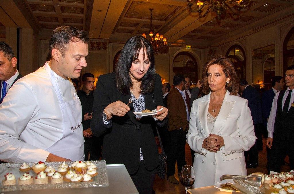 Δυναμική η γαστρονομική και τουριστική παρουσία του Λιβάνου στηνΕλλάδα