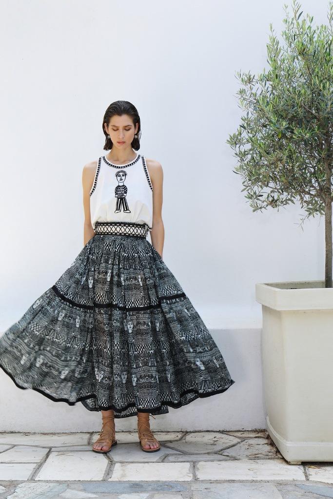 Levinia Konyalian Άνοιξη-Καλοκαίρι 2019: Collection με άρωμα Αιγαίου καιΚυκλάδων