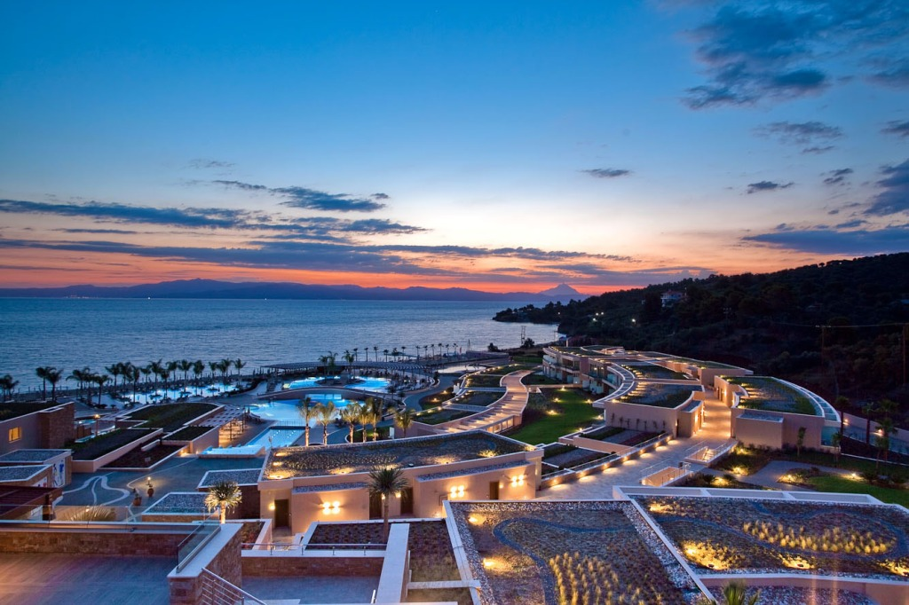 Miraggio Thermal Spa Resort, ένας ονειρικός προορισμός στηνΧαλκιδική