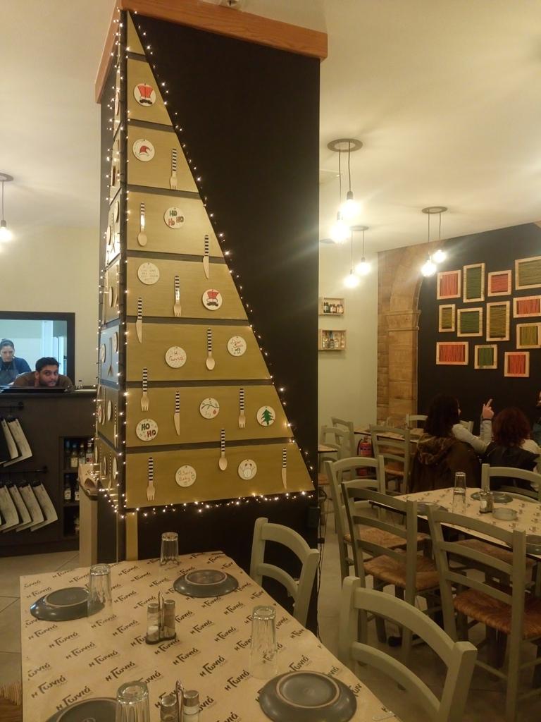 Ουζερί «Η Γωνιά», στην διασταύρωση των οδών ποιότητας και γεύσης, στηνΧίο!