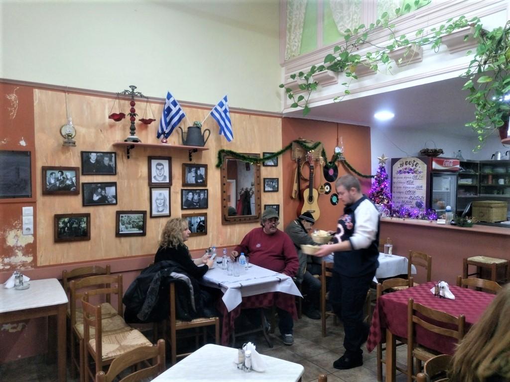 Ουζερί «Αλικόντιση», χιώτικες γεύσεις – αντίδοτο στο άγχος της καθημερινότητας!