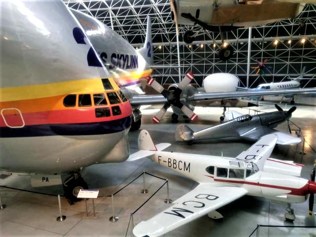 Μουσείο & Εργοστάσιο Airbus στην Τουλούζη, η καρδιά της παγκόσμιαςαεροναυπηγικής!