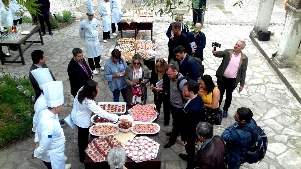 Τo 2ο Corfu Food and Wine Festival κατέγραψε μία ακόμα επιτυχημένη σελίδα στην ιστορία του
