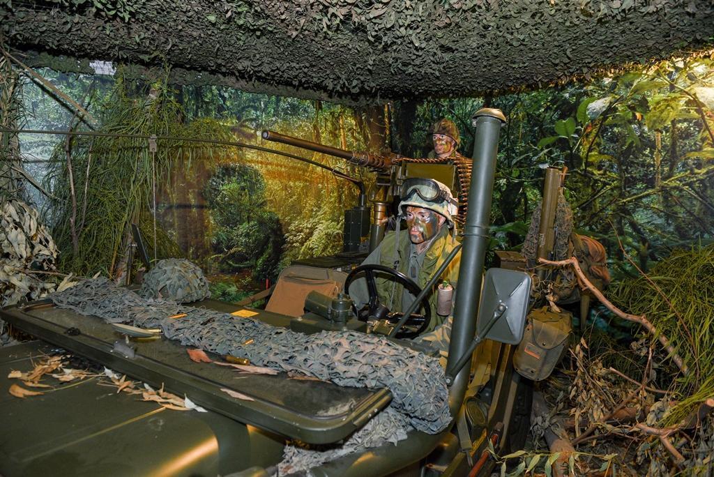 Εντυπωσιακό το νέο «Ιστορικό Πολεμικό Μουσείο» στον ΛαγανάΖακύνθου!