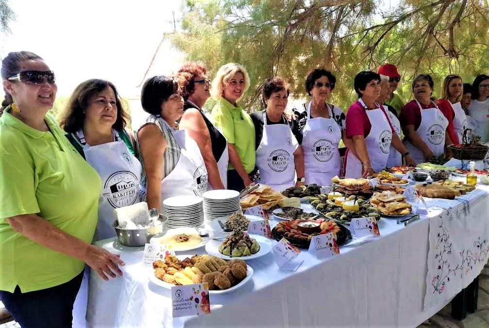 1ο Gastronomy Fest Chios 2019 – Γιορτή Γαστρονομίας στα Γρίδια της ΝότιαςΧίου