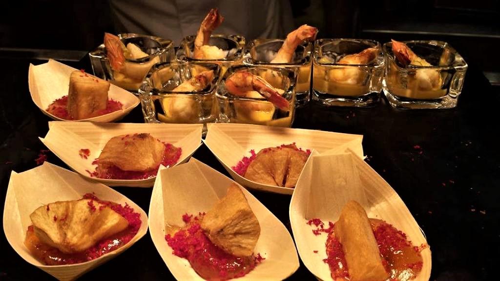 «Brazil on your plate» στο εστιατόριο Βυζαντινό τουHilton!