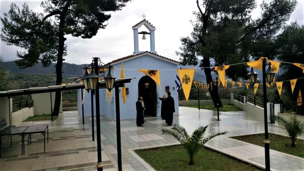 Εορτασμοί προς τιμήν του Αγίου Νεομάρτυρος Γεωργίου Διβόλη στον ΑλικιανόΧανίων