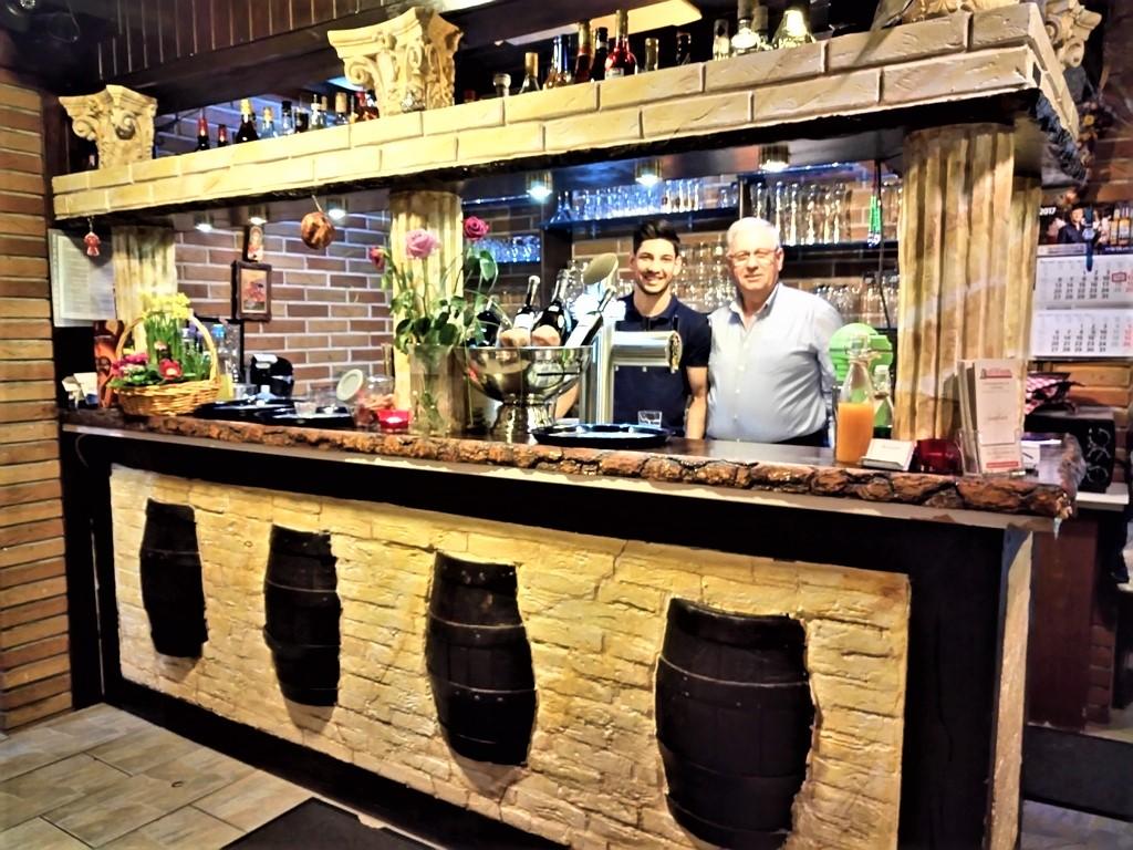 Εστιατόριο «Meteora», μια ψηφίδα Ελλάδας στοΒερολίνο