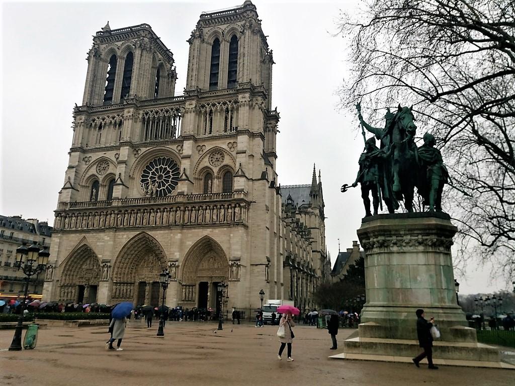 Παναγία των Παρισίων, η κοσμοξάκουστηNotre-Dame