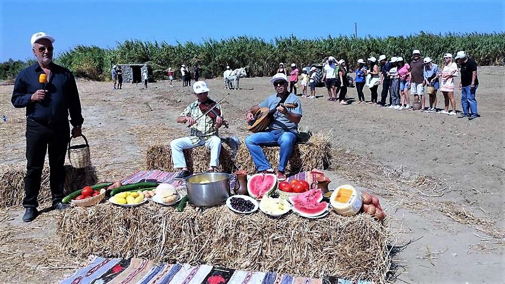 Το επετειακό 10ο Φεστιβάλ Πατάτας Νάξου από την Ε.Α.Σ.Νάξου