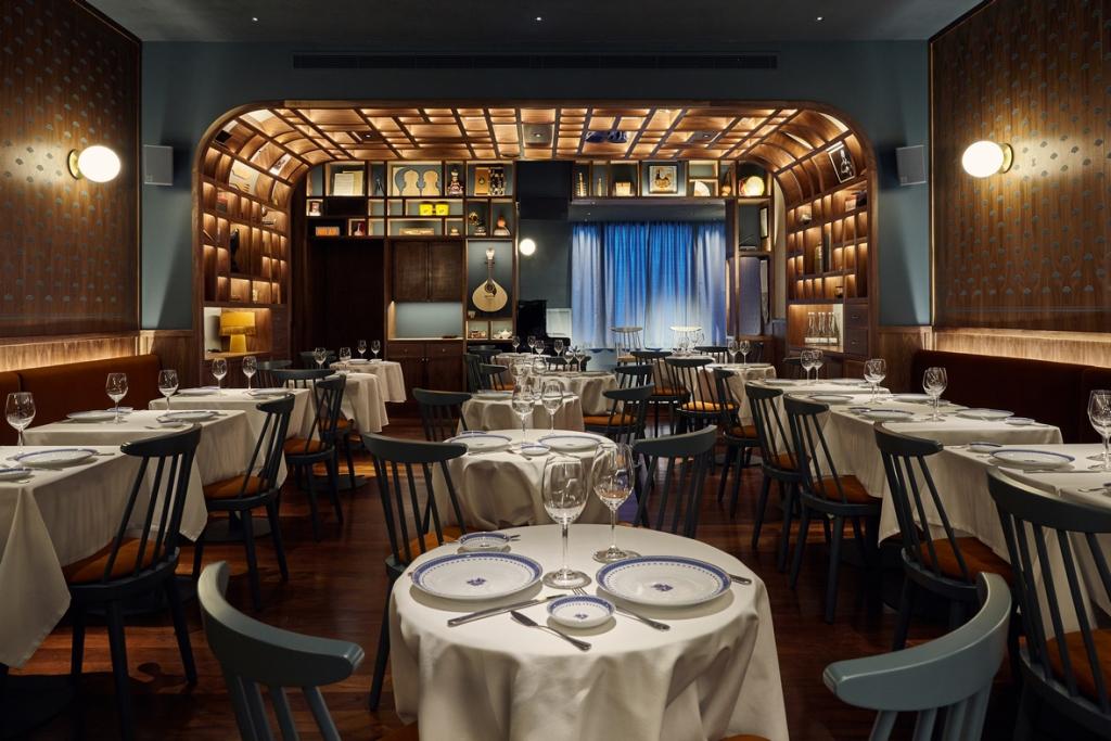 Εστιατόριο Canto στην Λισαβόνα, γεύσεις που «τραγουδούν» δια χειρός του διάστερου chef JoséAvillez
