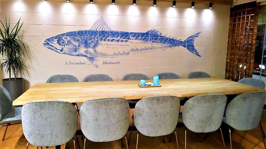 Ο «Asterias Seafood Experience» συνεχίζει να φωτίζει τα γαστρονομικά μονοπάτιαμας