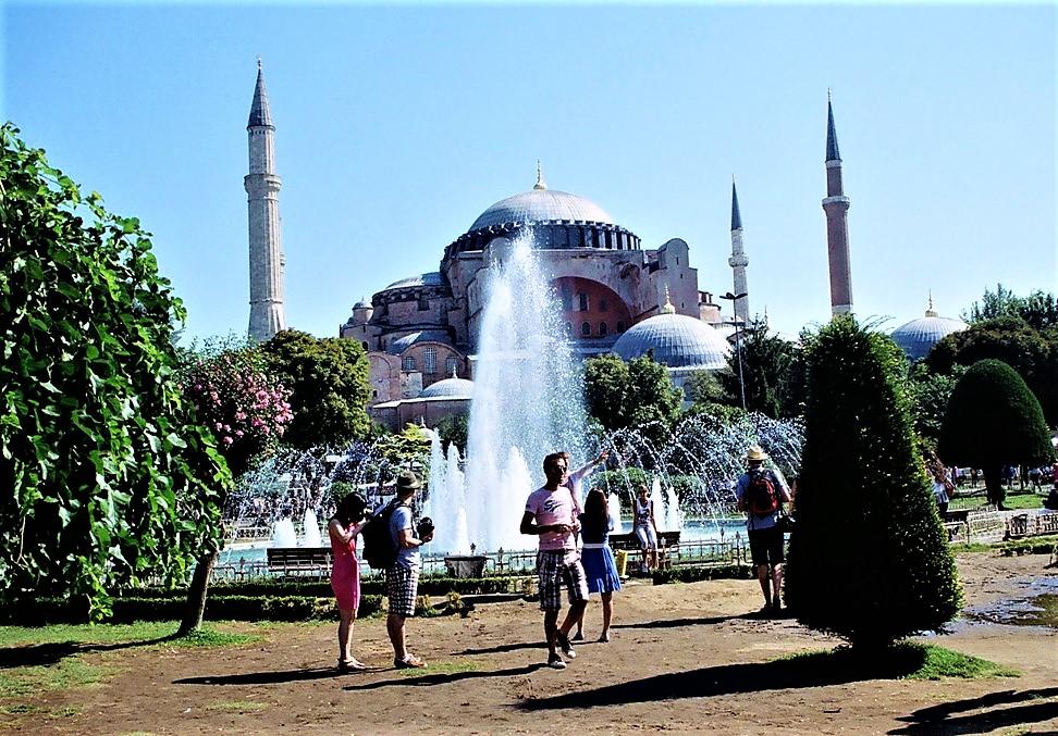 Βυζαντινή Κωνσταντινούπολη, η Βασιλεύουσα της καρδιάςμας