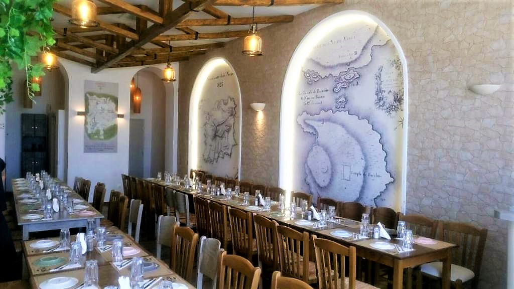«1926», το πρωτοποριακό και βραβευμένο εστιατόριο της Ε.Α.Σ.Νάξου