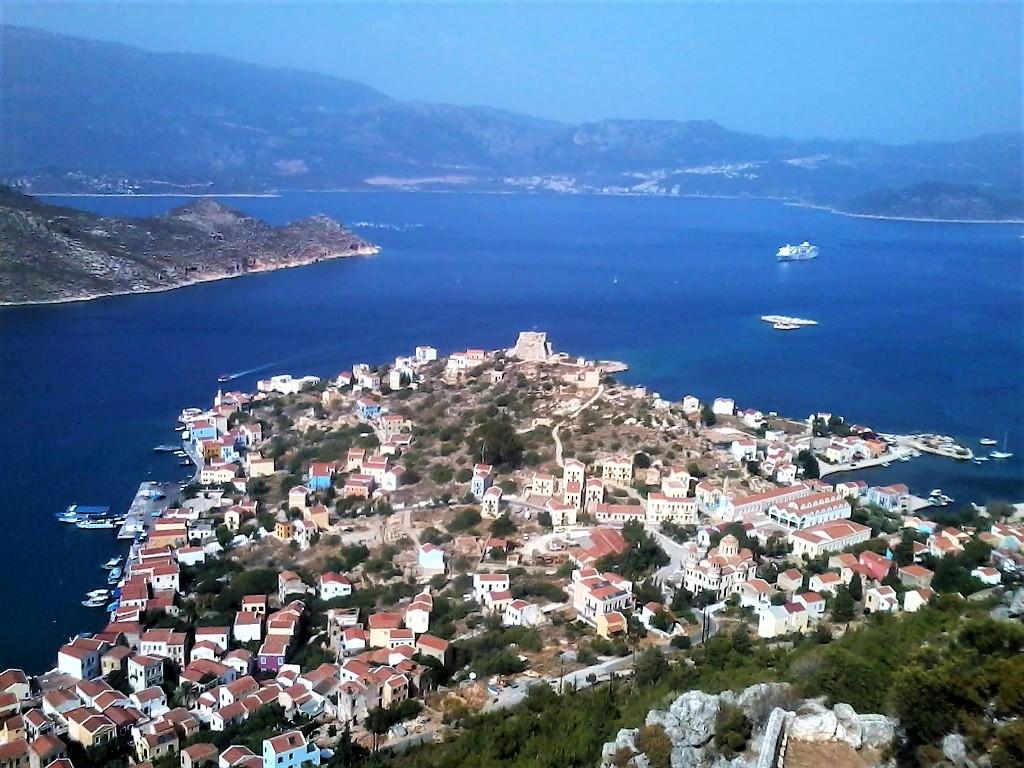 Καστελλόριζο: σταυροδρόμι ηπείρων, θαλασσών καιπολιτισμών