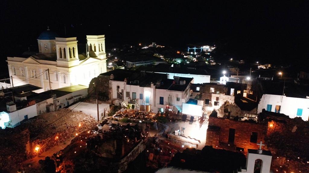 Tο 2ο Διεθνές Φεστιβάλ Κινηματογράφου Κιμώλου πραγματοποιήθηκε με μεγάληεπιτυχία