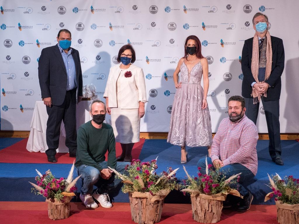 Με μεγάλη επιτυχία ολοκληρώθηκε το 11ο -διαδικτυακό- Amorgos Tourism FilmFestival