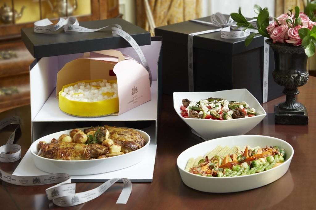8 + 1 αγαπημένοι χώροι φαγητού «σερβίρουν» στο σπίτι μας (delivery ή takeaway)