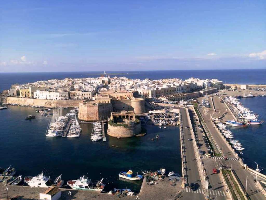 Gallipoli, η πιο «όμορφη πόλη» τουΣαλέντο