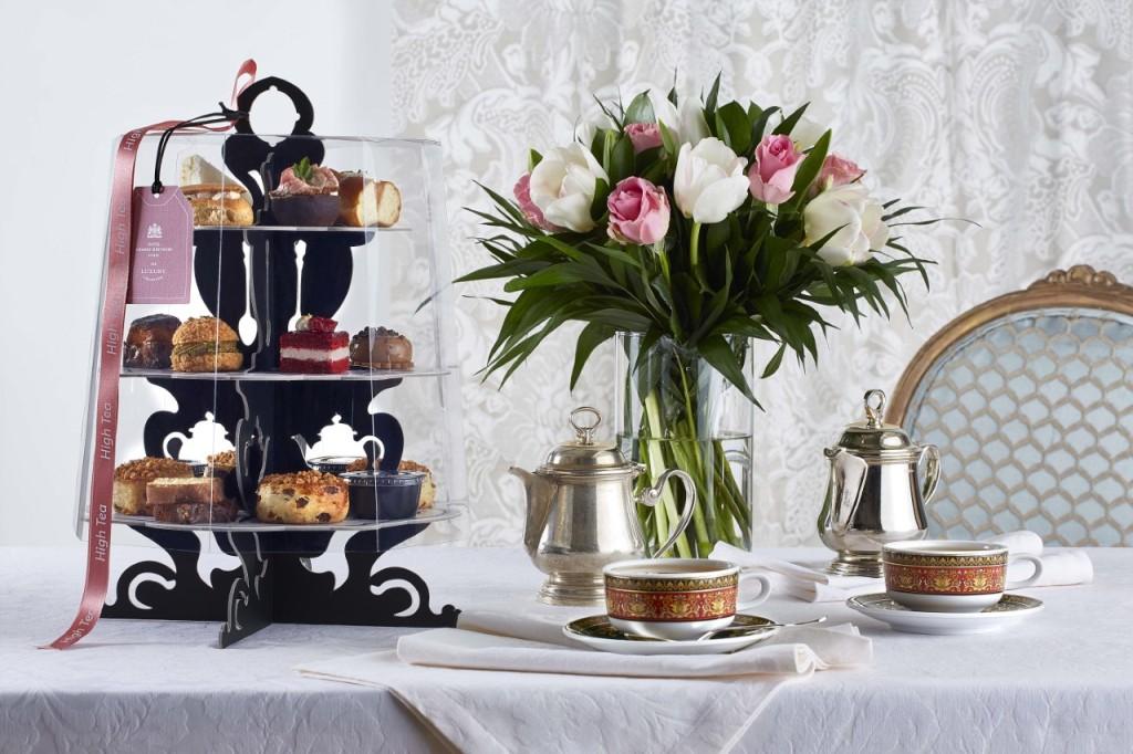 «Let us do the cooking» & «Tea me away», εκλεκτές απολαύσεις από το Ξενοδοχείο Μεγάλη Βρεταννία στο σπίτιμας