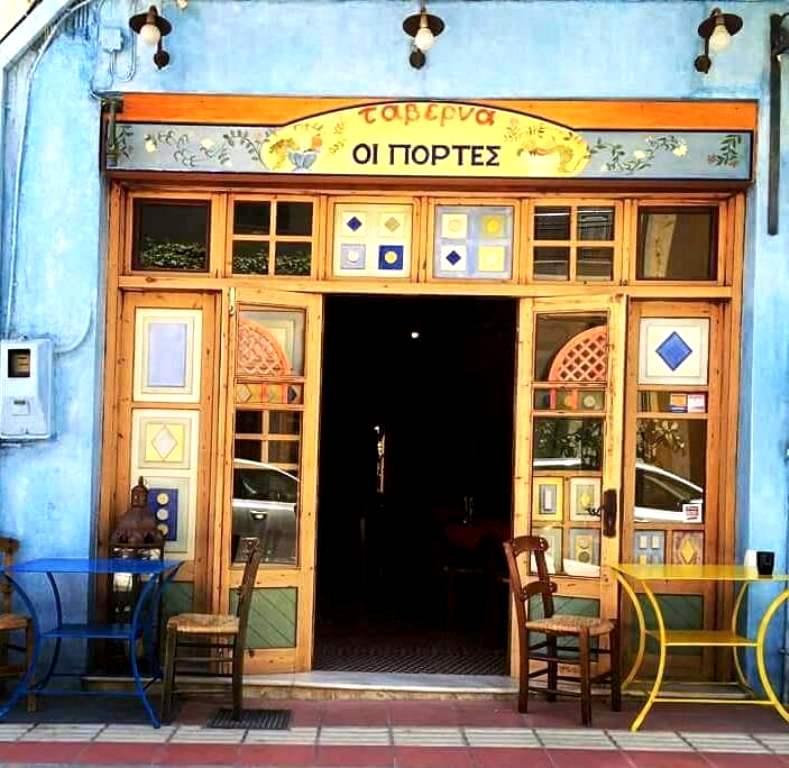 Μεζεδοπωλείο «Πόρτες» στον Άγιο Νικόλαο, το γευστικότερο πέρασμα στην παραδοσιακή κρητικήκουζίνα