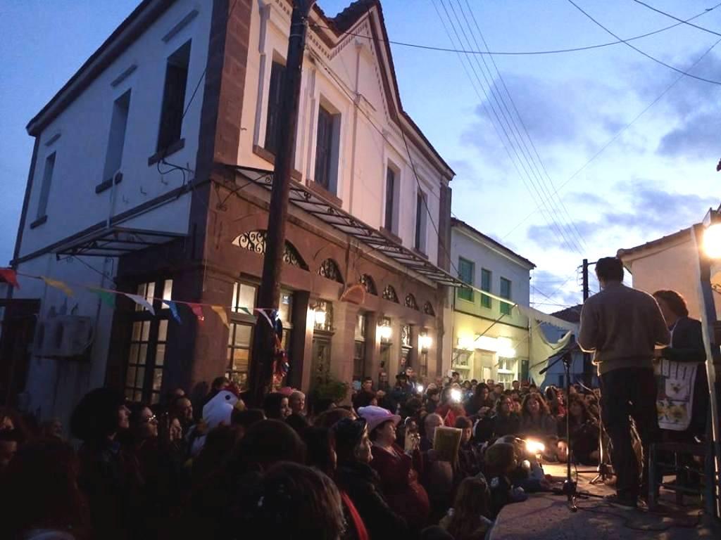 Καρναβάλι Μόριας Λέσβου: μια όαση πολιτισμού, κεφιού και θετικήςενέργειας