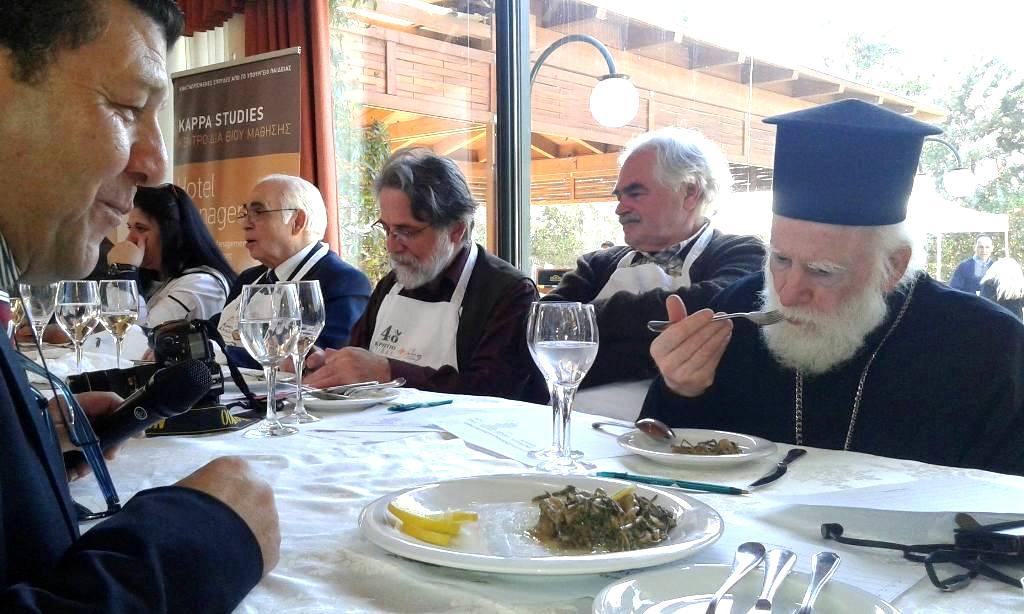 4ο Παγκρήτιο Φεστιβάλ Κρητικής Κουζίνας στο Ηράκλειο, από την KappaStudies