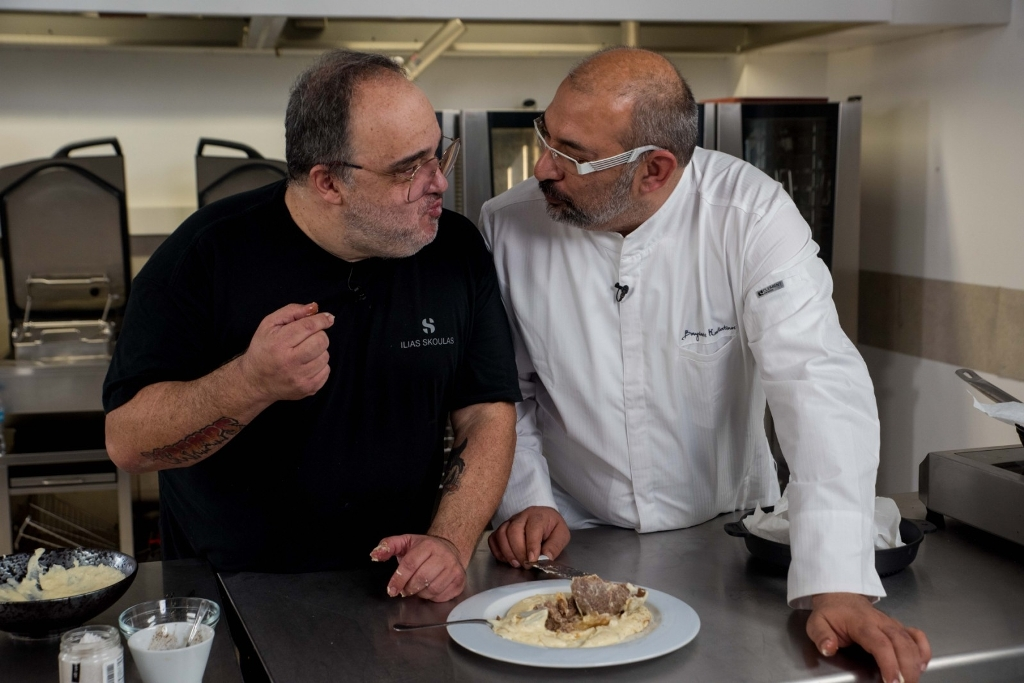 Η Κουζίνα της Ελλάδας μέσα από την online έκθεση The Delifair byEXPOTROF