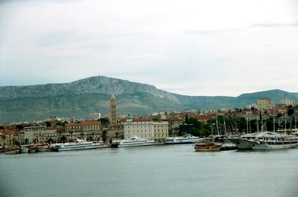 Σπλιτ: η ιστορική πόλη της Κροατίας όπου κτυπά η καρδιά τηςΔαλματίας