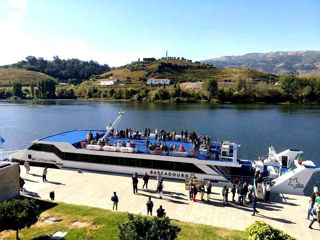 Κοιλάδα Douro, η πατρίδα του διάσημου πορτογαλικού κρασιούPort