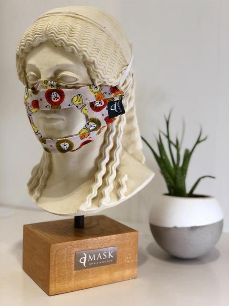 A-Mask: μία μάσκα για κάθε περίπτωση από τηνΑμοργό